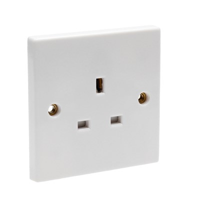 SOCKET 13A 1G  UNSWITCHED